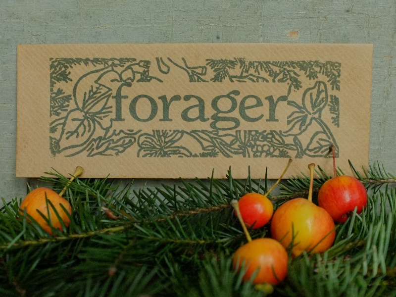 Forager shop voucher